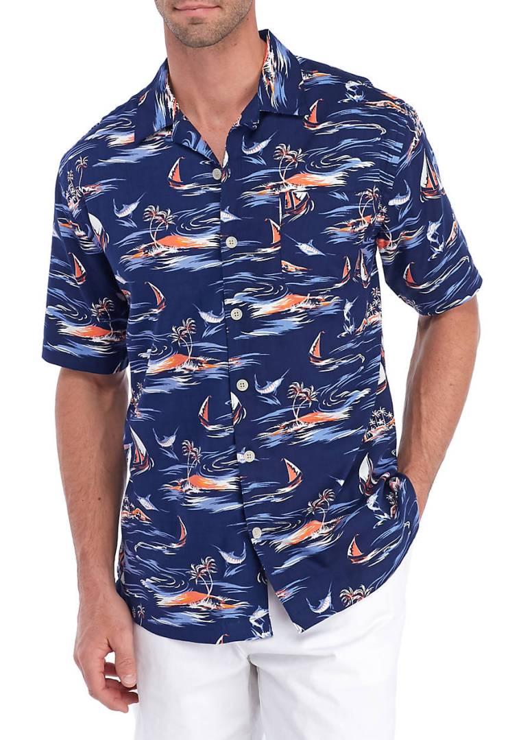 Woven shirt 6